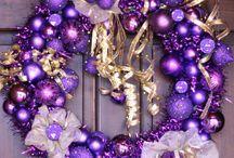 purple xmas