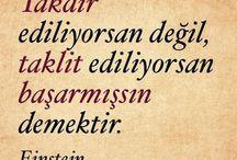 Zeki ARSLAN: TAKLİTLERDEN SAKININ...