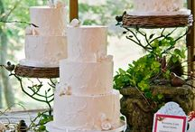 Nature Themed Weddings / Outdoor wedding?  Or just love nature?  Think about gathering the best of nature to bring into your wedding decor.  Bird's nests, branches, moss, butterflies, birds and so much more are easily blended together for a FABULOUS and romantic look. / by Audrey Jeanne's