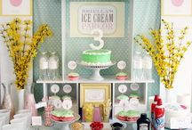 Birtday party ideas