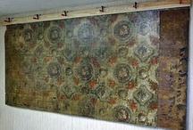 1860's Floor Cloth / by Chandra Blazek
