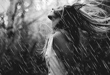 I Love Rain and Grass Smells