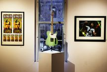 GIG: The Art of Michigan Music / The Ann Arbor Art Center and LifeinMichigan.com are pleased to present GIG: The Art of Michigan Music. This exhibit features concert photography, gig posters, and shirt designs by twenty Michigan artists of Michigan bands and musicians.  Curated by Chuck Marshall