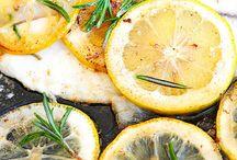 Lemon recipes / by Mary Jane George