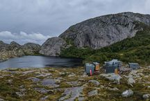 Landskaap Hotel / Ideas for minimalist shelters set in nature that blend with their surroundings