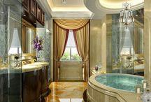 Bathroom / by Clair Graves