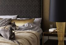 Masculine Bedroom Inspiration