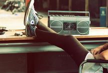"Radio Gaga - Mood Board / Mood Board zur  Young Adult Roman-Trilogie ""Radio Gaga"""