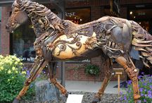 Upcycling & Recycling Creations / Wow