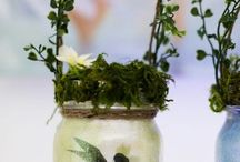 fairy and altered jars