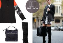 GET THE LOOK / WOMEN'S FASHION