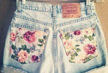 Repurpose clothes