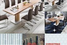 Christmas Dining Room Furniture
