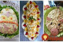 aranž.salátu na mísu