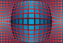 Victor Vasarely / Paintings / by Geraldo Pagliarini