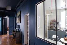 Nos chantiers peinture / Tous nos chantiers de référence en intérieur : maison, appartement ou studio, retrouvez ici les peintures et couleurs Tollens en application réelle. Retrouvez le détail de tous nos chantiers sur tollens.com