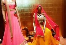 Of weddings & colours