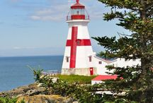 Lighthouses / It's all about Lighthouses / by Crysti Blacklock