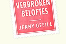 Verbroken beloftes / Op 17 februari verschijnt Verbroken beloftes van Jenny Offill. Topfavoriet van 2014 op de lijstjes van buitenlandse kranten, straks ook in het Nederlands!