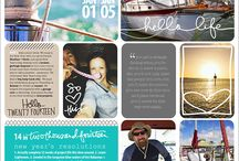 Be Inspired: Project Life 2014