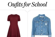 School Outfits Highschool