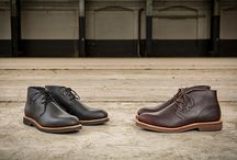 Leather + Wood