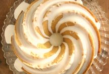 Bundts / I love making these...the Nordic Ware pans make cake so pretty!