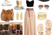 Travel outfits / by Annie Beckstrand