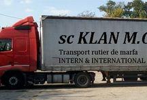 Transport marfa / Transport rutier de marfa . www.klan-mc.ro pt comenzi si cereri cotatii : office@klan-mc.ro Tel :0730984875 ; 0744549347