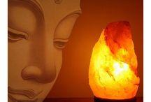 sal y lampara del himalaya