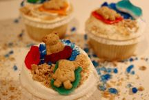 DIY Cupcakes / Great ideas for decorating cupcakes.