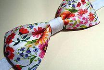 My bowties / Handmade bowties