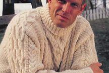 Trui ger / Mannen truien