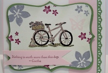Craft Inspo - Sommertag/Summer Afternoon / Crafts with Stamps of Stampin' Up!
