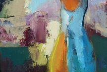 1) Figurative - Cheryl Waale