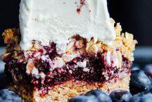 dessert tarts/galettes