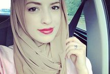 Spotted / Customers spotted wearing our collection.   Everything here can be found at http://hijab-ista.com/