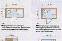 planimetria bagni