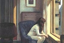 Artist: Edward Hopper / #artist #edward_hopper
