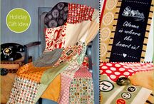 quilting / by Tamera Case