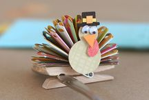 gobble gobble / by Johanna Blackmon