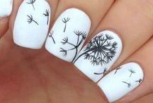 amazing nail art / for those bright and beautiful nails