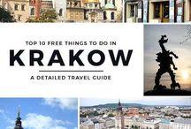 Kraków, Wroclaw, Warsaw