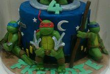Teenage Ninja Turtle Party / .Las tortugas ninja