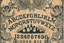 Ouija Boards / by The Village Witch Shop