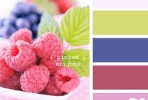 Színek, színösszeállítások