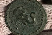 Ancient kingdoms / Samples of coins from around the ancient world