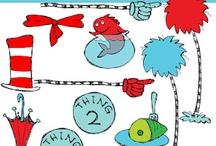 Art & Doodles - Dr . Seuss