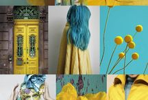 Fashion moodboards