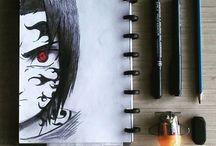 Drawing And Another Art / perjalanan untuk hidupmu